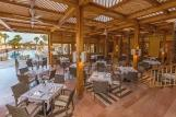 El Gouna - Steigenberger Golf Resort, Restaurant Terrasse