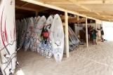 Fuerteventura Corralejo - Flag Beach Windsurf Center, Material