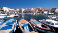 Porto Pollo - Hafen