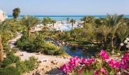 El Gouna, Mövenpick Resort & Spa, Garten-und Poolbereich