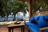 Bunaken - Siladen Resort,  Luxury Villa, Terrasse