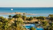 El Gouna, Club Paradisio, Überblick Strand