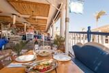 Rhodos Prasonisi - Mittagessen im Light House
