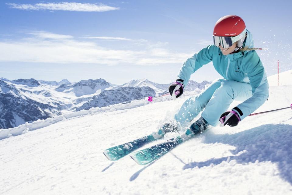 Arosa - ROBINSON Club, Ski Alpin Carving