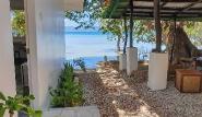 Romblon -Three P, Oceanfront Zimmer, Zugang Meer
