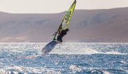 Kreta Freak Windsurf Station, Jump2