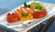 Jericoacoara - Chili Beach, Kulinarisches