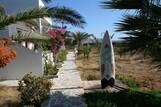 Karpathos - Princess Studio, Garten