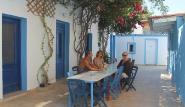 Rhodos Trianda - Surfhaus Studios, Terrasse