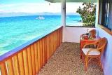 Cebu -  Quo Vadis, Premium Suite, Balkon