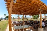 Hamata - Lahami Bay Beach Resort, Restaurant mit Meerblick