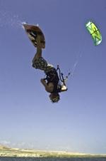 Pro Rider Alerto Rondina for pro Kite Brasil