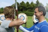 Kos - ROBINSON Club Daidalos, Bogenschießen mit Anleitung