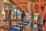 Cabarete, Villa Taina, Yoga mit Ausblick
