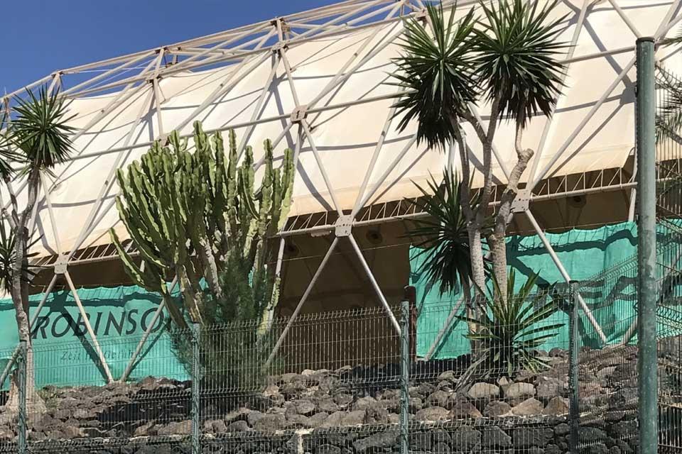 Fuerteventura - ROBINSON Club Esquinzo Playa, Indoor Tennis