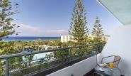 Rhodos Trianda, Blue Horizon, Balkon Zimmer Meerblick