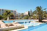 Kos - Caravia Beach, Poolbereich