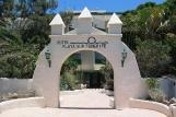 Teneriffa - Hotel Playa Sur, Eingang