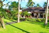 Bali  - Puri Bagus Candidasa, Garten