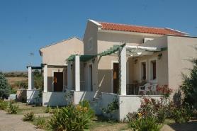 Lesbos - Sigrion Villas, Ansicht