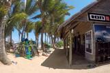 Mauritius Le Morne - ION CLUB, Hauptcenter an der Kitelagune