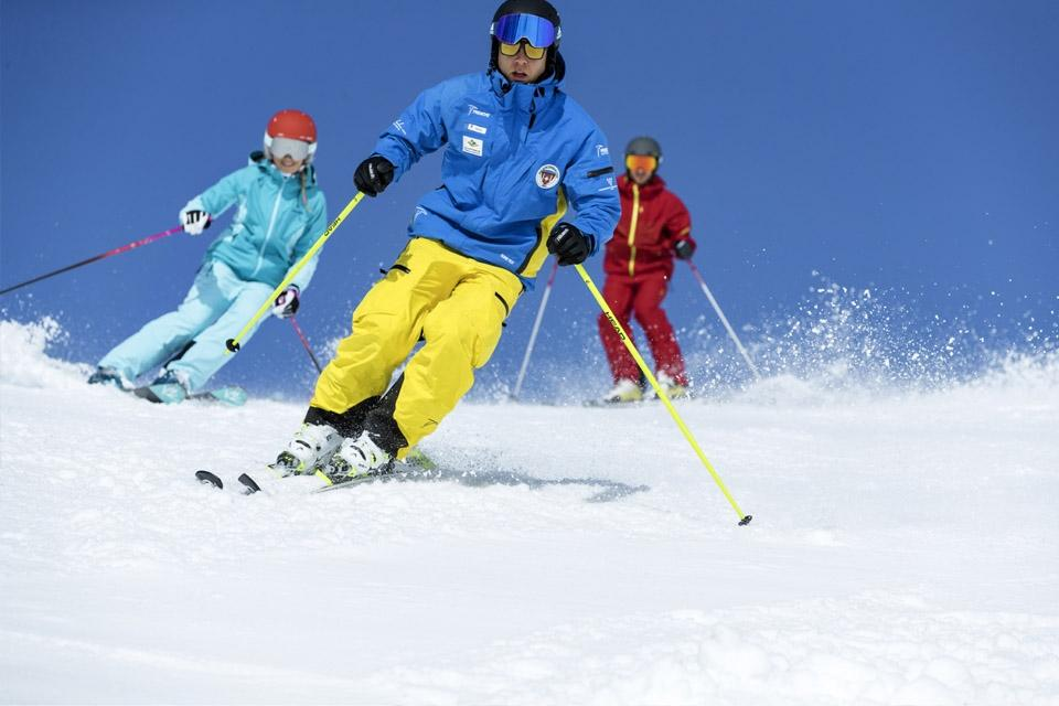 Arosa - ROBINSON Club, Ski Alpin Skikurs
