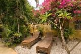 Bali - Pondok Sari, Garten