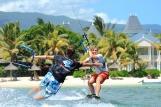 Mauritius Bel Ombre - KiteGlobing, Kiteaction