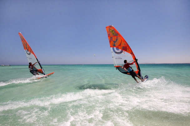 Hurghada Magawish - Harry Nass Surf ActionJPG