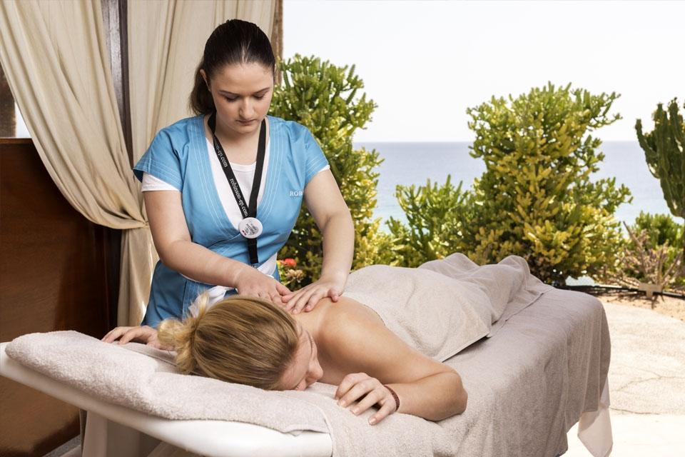 Fuerteventura - ROBINSON Club Esquinzo Playa, Outdoor Massage