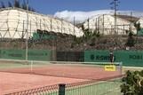 Fuerteventura - ROBINSON Club Esquinzo Playa, Tennis Indooranlage
