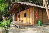 Molukken  Sali Bay, Beachfront Villa