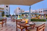 El Gouna, Hotel Fanadir, Poolbereich-Restaurant