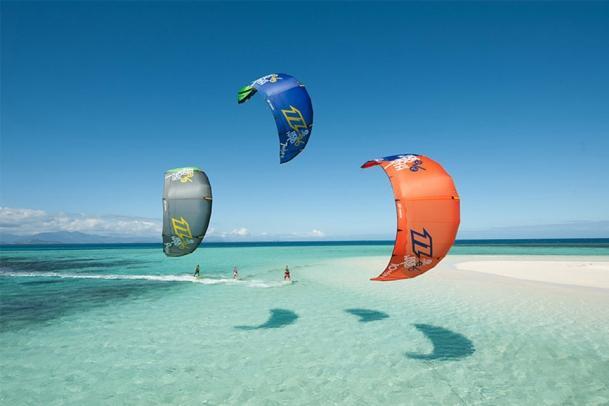 Südafrika - Kitecity Langebaan, Kite Action