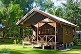 Carp Island - Seaside Deluxe Cottage