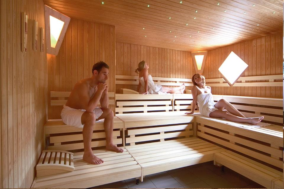 Arosa - ROBINSON Club, Sauna