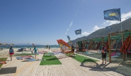Lefkada - Club Vass, Windsurf Station