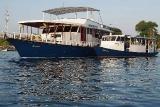 Malediven - MY Emperor Atoll mit Beiboot