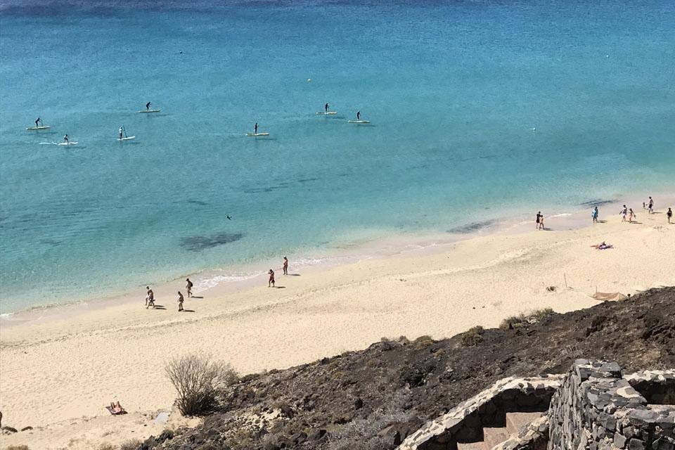 Fuerteventura - ROBINSON Club Esquinzo Playa, SUP Ausflug