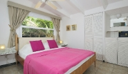 Bonaire, Sorobon Beach Resort, Schlafzimmerbeispiel 3