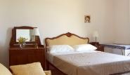Lo Stagnone - Villa Vajarassa, Doppelzimmer Tramontana, Doppelbett
