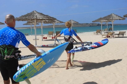Boa Vista, Planet Allsports, Los geht`s