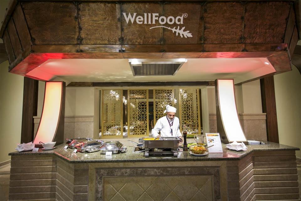 Soma Bay - ROBINSON Club, Restaurant, WellFood Bereich