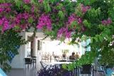 Theologos - Nirvana Beach Hotel, Terrasse