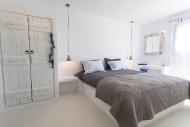 Naxos Flisvos Studios & Appartements, Schlafzimmer