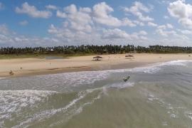 Sao Miguel do Gostoso, Clube Kauli Seadi, Surf Revier