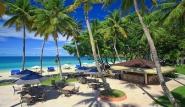 Palau - Pacific Resort, Strand