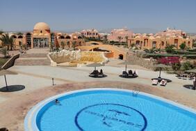 Hamata - Berenice Resort, Pool