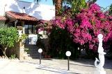Kreta - Hotel Marina Village, Eingang