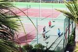 Lanzarote - H10 Suites Lanzarote Gardens, Sportplätze